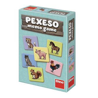 Pexeso: Zvířátka
