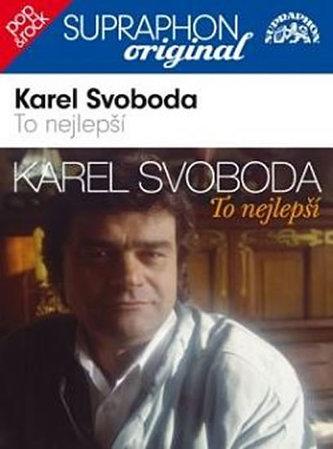 Karel Svoboda - To nejlepší - CD - Karel Svoboda
