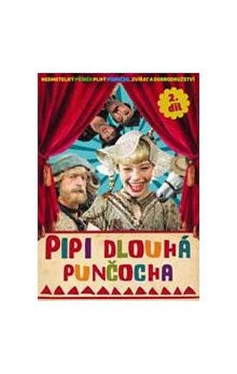 Pipi Dlouha Punčocha 2 - DVD - neuveden
