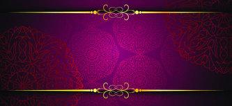 Happy Spirit - Obálka na peníze: Luxusní květy