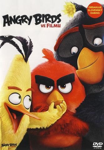 Angry Birds ve filmu - DVD - neuveden
