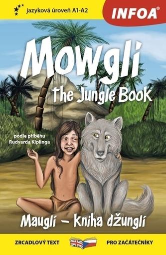 Mowgli The Junge Book/Mauglí Kniha džunglí