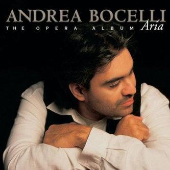 A.Bocelli -ARIA - CD - Andrea Bocelli