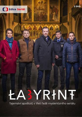 Labyrint III - 2 DVD - Edice České televize