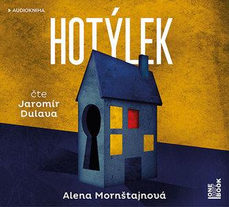 Hotýlek - CDmp3 - Alena Mornštajnová