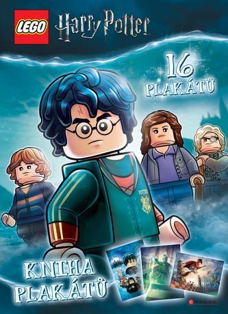LEGO® Harry Potter Kniha plakátů - kolektiv