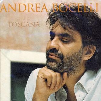 Cieli di Toscana - CD - Andrea Bocelli