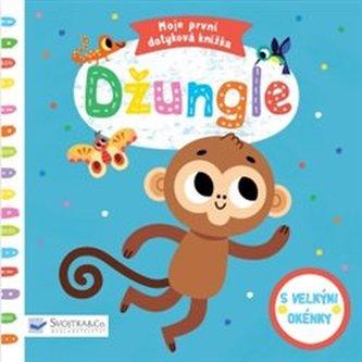 Džungle - Moje první dotyková knížka - Americo, Tiago
