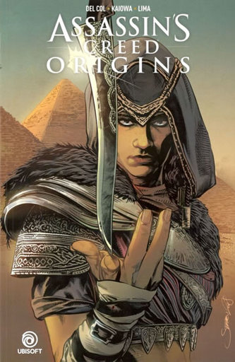 Assassins Creed - Origins - Delmes, Nicole