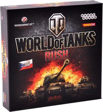 World of Tanks: Rush - neuveden