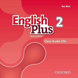 English Plus Second Edition 2 Class Audio CDs /3/ - Wetz Ben