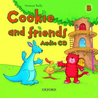 Cookie and Friends B Class Audio CD - Reilly, Vanessa