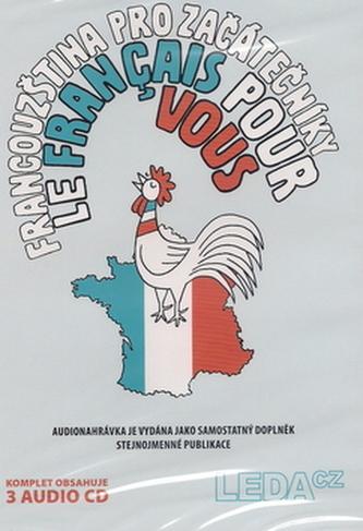 Francouzština pro začátečníky - Marie Pravdová