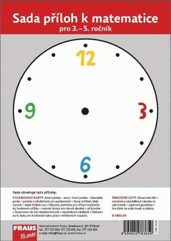 Matematika - Sada příloh 3-5 - neuveden