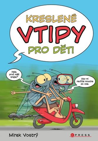 Kreslene Vtipy Pro Deti Mirek Vostry Megaknihy Cz