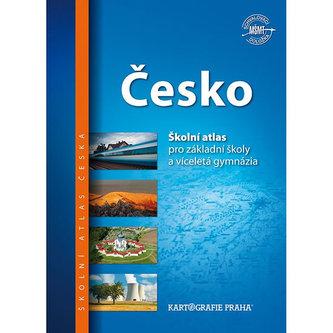 Školní atlas/Česká republika. 4.vydání