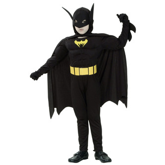 Kostým netopýr,130-140 cm