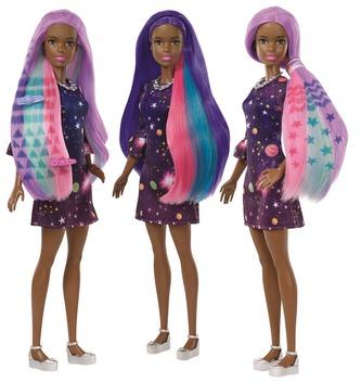 Barbie s žužu vlasy černoška - Mattel Barbie