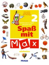 Spaß mit Max 2 učebnice