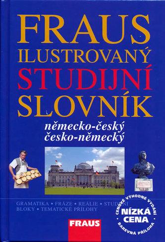 Ilustrovaný studijní slovník německo-český, česko-německý - Linda Perina