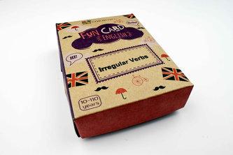 Fun Card English: Irregular Verbs - neuveden