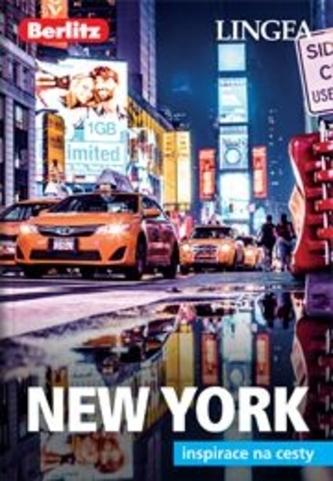 LINGEA CZ-New York-inspirace na cesty-2.vyd. - autor neuvedený