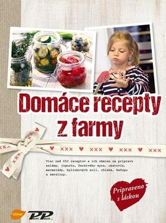 Domáce recepty z farmy (SK) - Cosima Bellersen Quirini