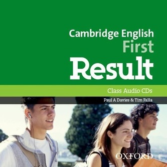 Cambridge English First Result Class Audio CDs (2) - Davies Paul