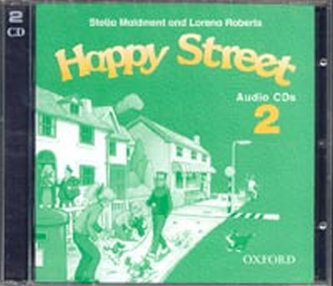 Happy Street 2 Class Audio CDs /2/ - Maidment Stella