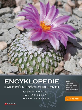 Encyklopedie kaktusů a jiných sukulentů - Libor Kunte