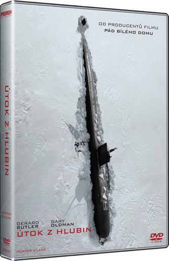 Bontonfilm - Útok z hlubin - DVD