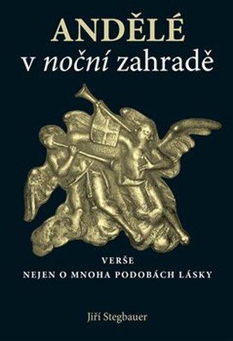 Andělé v noční zahradě - Jiří Stegbauer