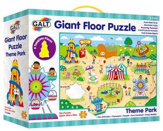 Galt - Zábavní park - Velké podlahové puzzle