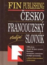 FIN Č-F slovník studijní váz.