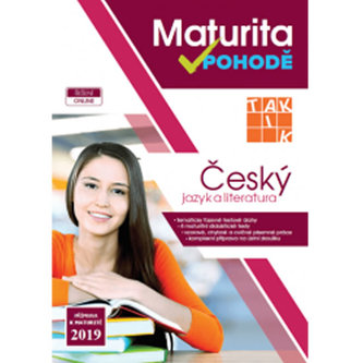 Maturita v pohodě: Český jazyk a literatura - Náhled učebnice