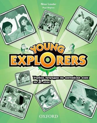 Young Explorers 1 Activity Book - Lauder, Nina