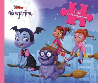 Vampirina - Kniha s překvapením - kolektiv