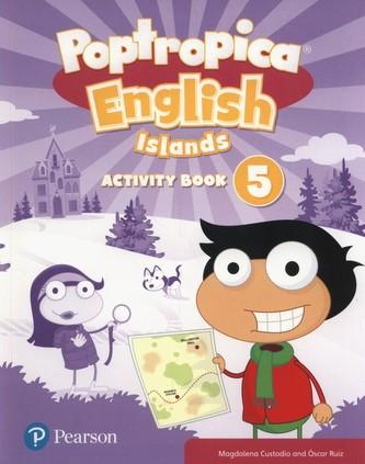 Poptropica English Islands 5 Activity Book - Custodio Magdalena