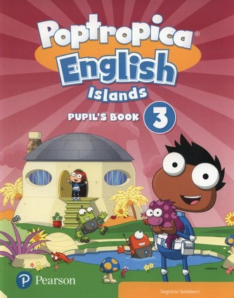 Poptropica English Islands 3 Pupil´s Book w/ Online Game Access Card - Salaberri Sagrario