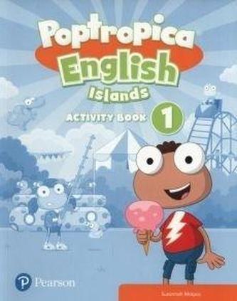 Poptropica English Islands 1 Activity Book - Malpas Susannah