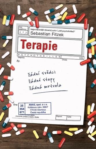 Terapie Psychothriller - Sebastian Fitzek