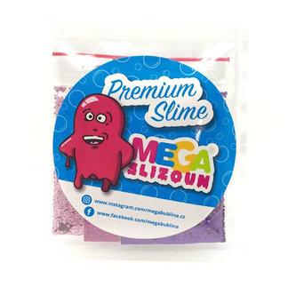 Megaslizoun sada třpytek – 3 druhy Růžová sada třpytek - Megaslizoun