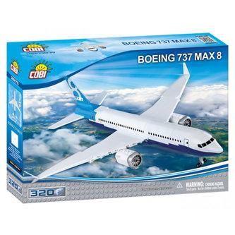 COBI - Stavebnice COBI 26175 Boeing 737 MAX 8 /320 kostek