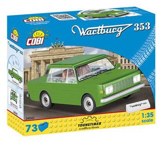 Stavebnice COBI 24542 Wartburg 353/73 kostek - COBI