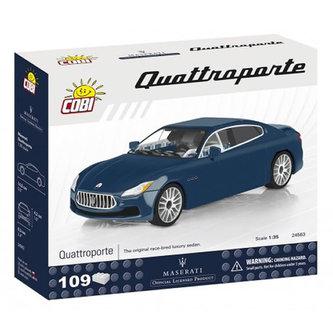 Stavebnice COBI 24563 Maserati Quattroporte 135/109 kostek - COBI