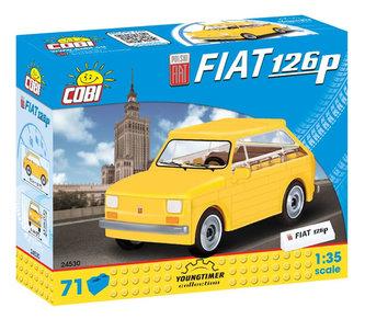 Stavebnice COBI 24530 Fiat Polský126p/71 kostek