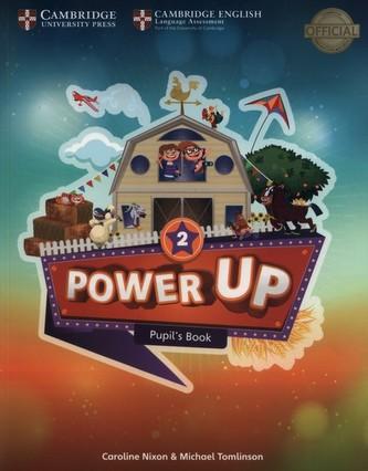 Power Up Level 2 Pupil´s Book - Nixon, Caroline