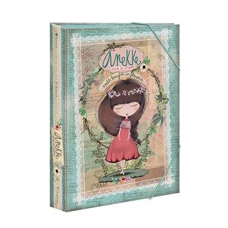 Argus - Školní desky A4 Anekke