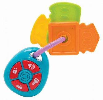 Autoklíče s dálkovým ovládáním - Simba