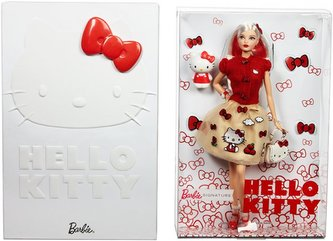 Mattel - BRB HELLO KITTY